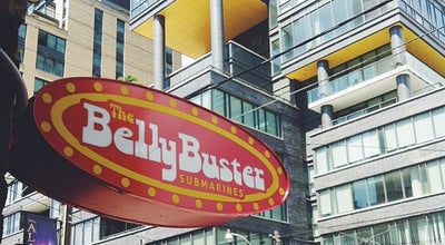 Photo of Sandwich Place The Belly Buster Submarines at 389 King St. W, Toronto, ON, Canada