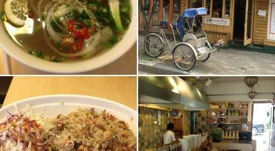 Photo of Vietnamese Restaurant Little Papa Pho at 마포구 독막로3길 7, Seoul 121-883, South Korea