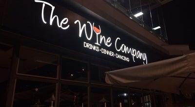 Photo of Bar The Wine Company at Cyber Hub, Dlf Cyber City, Gurugram (Gurgaon) 122002, India