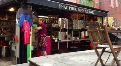 Photo of Fast Food Restaurant Phat Phuc Noodle Bar at 151 Sydney Street, London SW3 6NT, United Kingdom