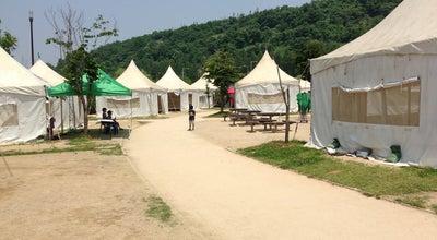 Photo of Campground 난지캠핑장 (Nanji Campground) at 마포구 한강난지로 22, 서울특별시 121-832, South Korea