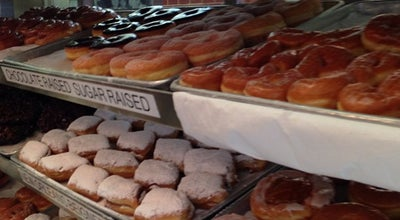 Photo of American Restaurant Bob's Coffee & Doughnuts at 6333 W 3rd St. Ste 450, Los Angeles, CA 90036, United States