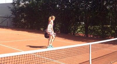 Photo of Tennis Court Tennis De Wallen at Heirbaan 76, Zwijndrecht 2070, Belgium