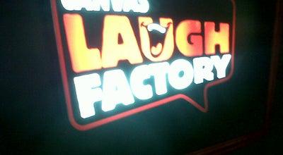 Photo of Comedy Club Canvas Laugh Club at Palladium, 3rd Flr., High Street Phoenix, Mumbai 400013, India