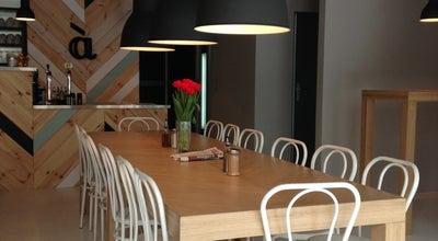 Photo of Restaurant A Noz at Różana 30, Warsaw 02-572, Poland
