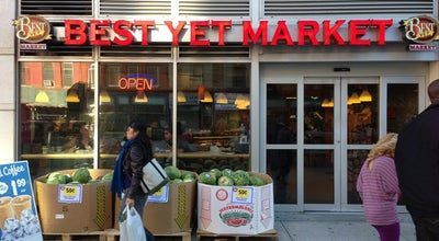 Photo of Other Venue Best Yet Market at 2187 Frederick Douglass Blvd, New York, NY 10026