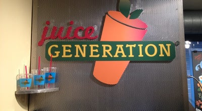 Photo of Restaurant Juice Generation at 117 W 72nd St, New York, NY 10023, United States