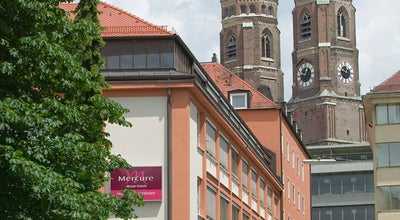 Photo of Hotel Hotel Mercure Muenchen Altstadt at Hotterstr. 4, Munich 80331, Germany