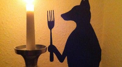 Photo of Modern European Restaurant The Dogs at 110 Hanover Street, Edinburgh EH2 1DR, United Kingdom