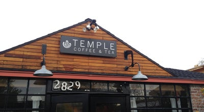 Photo of Cafe Temple Coffee at 2829 S St, Sacramento, CA 95816, United States