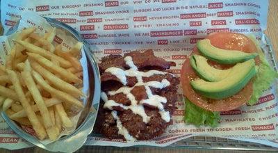 Photo of Burger Joint Smashburger at 117 Richmond Ranch Rd, Texarkana, TX 75503, United States