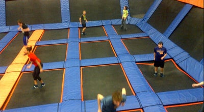 Photo of Tourist Attraction Sky Zone Trampoline Park at 5129 S Solberg Ave, Sioux Falls, SD 57108, United States