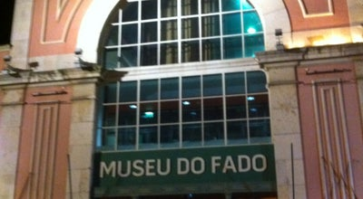 Photo of Tourist Attraction Museu do Fado / Fado Museum at Largo Do Chafariz De Dentro 1, Lisbon 1100-139, Portugal