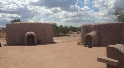 Photo of Tourist Attraction Pueblo Grande Museum at 4619 E Washington St, Phoenix, AZ 85034, United States