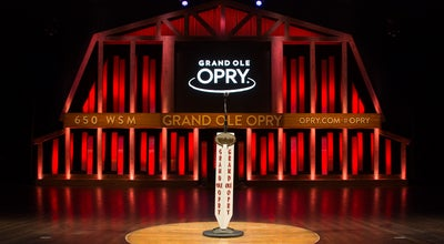 Photo of Concert Hall Grand Ole Opry House at 2804 Opryland Dr, Nashville, TN 37214, United States