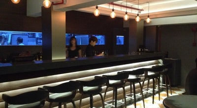Photo of Modern European Restaurant NOX - Dine in the Dark at 269 Beach Road, Singapore 199546, Singapore