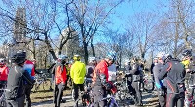 Photo of Park Sakura Park at 500 Riverside Dr, New York, NY 10027, United States