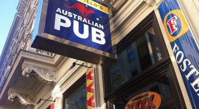 Photo of Bar Crossfield's Australian Pub at Maysedergasse 5, Vienna 1010, Austria