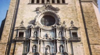 Photo of Historic Site Girona Cathedral (Catedral) at Plaza De La Catedral, S/n, Girona 17004, Spain