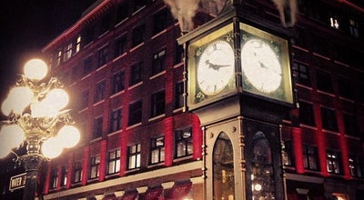 Photo of Monument / Landmark Steam Clock at Water St, Vancouver V6B 1B8, Canada