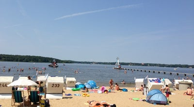 Photo of Water Park Strandbad Wannsee at Wannseebadweg 25, Berlin 14129, Germany