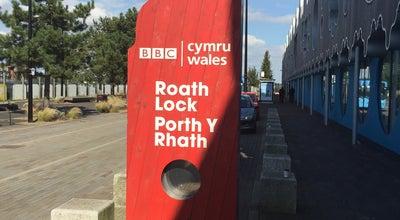 Photo of Building BBC Cymru Wales Drama Studios at Roath Lock, Cardiff CF10 4GA, United Kingdom