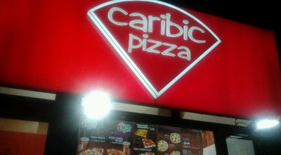 Photo of Pizza Place Caribic Pizza at Deligradska 1, Beograd 11000, Serbia