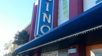 Photo of Arcade Casino Arcade at Santa Cruz Beach Boardwalk, Santa Cruz, CA 95060, United States