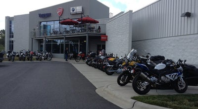 Photo of Motorcycle Shop BMW-Ducati-Triumph-MV Agusta MC of Charlotte at 731 Westinghouse Blvd, Charlotte, NC 28273, United States