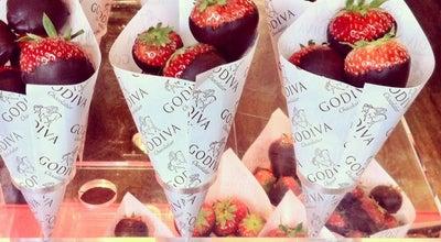 Photo of Chocolate Shop Godiva at London WC2E 8RA, United Kingdom