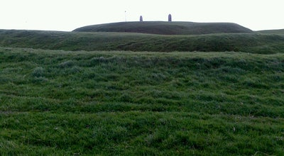 Photo of Mountain Hill of Tara at Cnoc Na Teamhrach, Tara, Ireland