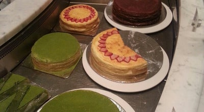 Photo of Bakery Lady M Cake Boutique at 1 W 59th St, New York, NY 10019, United States