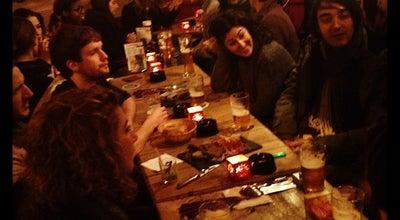 Photo of French Restaurant Le Petit Baiona at 90 Rue De Charonne, Paris 75011, France