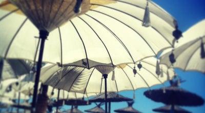 Photo of Mediterranean Restaurant Trocadero Playa at Calle Santa Petronila, Marbella 29600, Spain