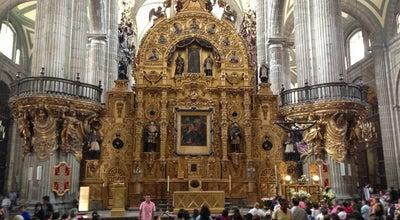 Photo of Monument / Landmark Metropolitan Cathedral (Catedral Metropolitana) at Avenida 16 De Septiembre, Mexico City 06010, Mexico