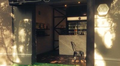 Photo of Juice Bar Elixir Juice House Condesa at Amsterdam 67-a, Mexico City 06700, Mexico
