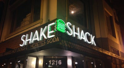 Photo of Burger Joint Shake Shack at 1216 18th St Nw, Washington DC, DC 20036, United States