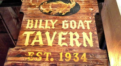 Photo of Bar Billy Goat Tavern at 430 N Michigan Ave, Chicago, IL 60611, United States
