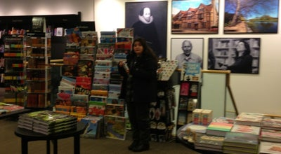 Photo of Bookstore Waterstones at 8-9 The High Street, Stratford CV37 6AU, United Kingdom