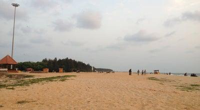 Photo of Beach Tannirbavi Beach at Indian Oil Tank Farm, Mangalore 575010, India