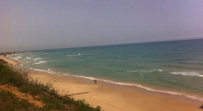 Photo of Beach חוף הים נתניה at Israel
