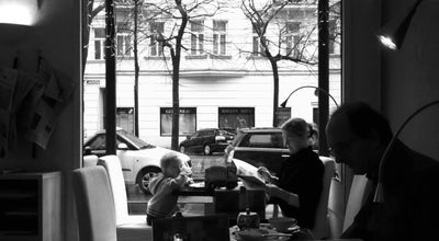 Photo of Restaurant Cafe Corto e Nero at Wiedner Hauptstrasse 48, Vienna 1040, Austria