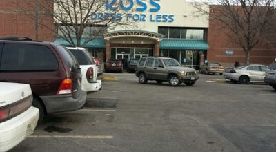 Photo of Clothing Store Ross Dress for Less at 4100 E Mexico Ave., Denver, CO 80222, United States