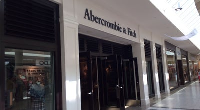 Photo of Clothing Store Abercrombie & Fitch at 7427 N Kendall Dr, Miami, FL 33156, United States