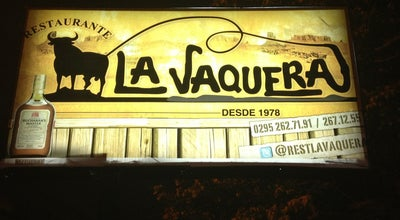 Photo of Steakhouse La Vaquera Restaurant at Hotel La Sammana, Porlamar, Venezuela
