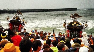 Photo of Beach 西浜 at 南湖, Chigasaki 253-0061, Japan