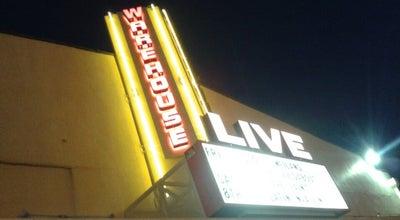 Photo of Music Venue Warehouse Live at 813 St Emanuel St, Houston, TX 77003, United States