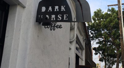 Photo of American Restaurant Dark Horse Coffee Roasters at 3794 30th St, San Diego, CA 92104, United States