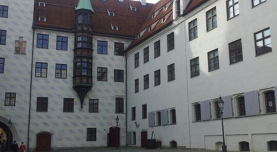 Photo of Castle Alter Hof at Alter Hof 1, Munich 80331, Germany