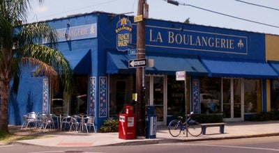 Photo of French Restaurant La Boulangerie at 4600 Magazine St, New Orleans, LA 70115, United States
